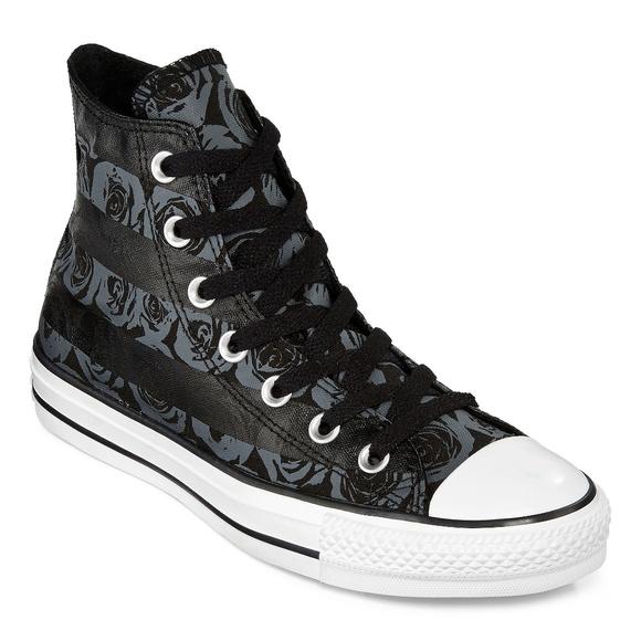 Converse All Star Chuck Taylor HI 549643F Casual Black Shoes